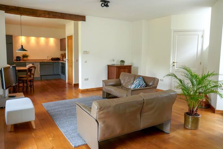 Keuken / woonkamer