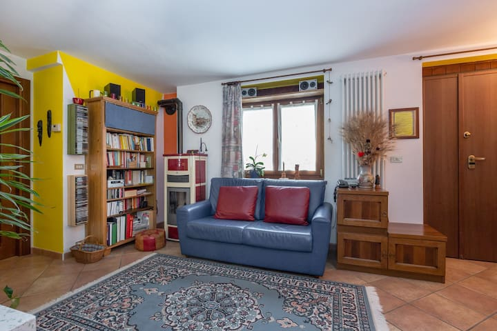 B & B in the Alps - Sarre - Wohnung