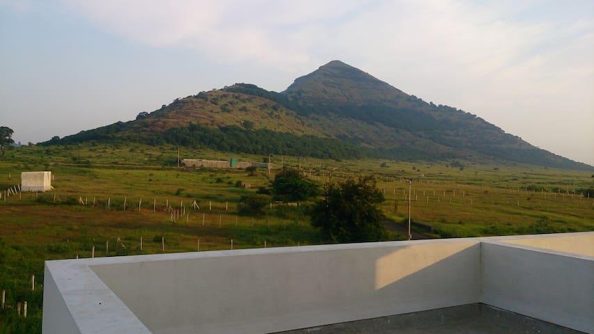 Trirashmi Villa
