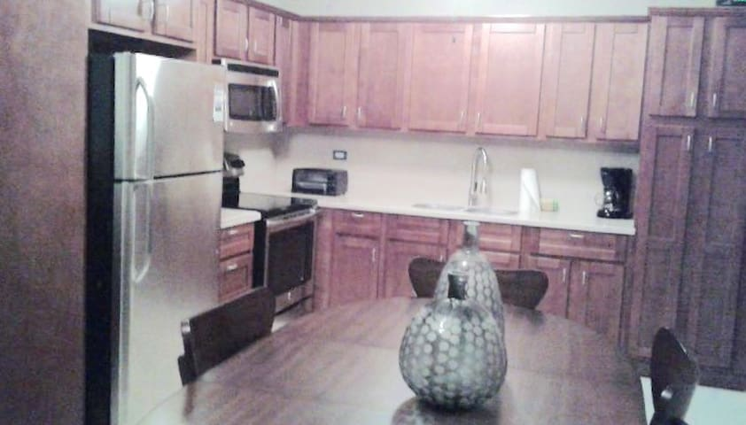 3 bedrooms walking to beach - Carolina - Daire