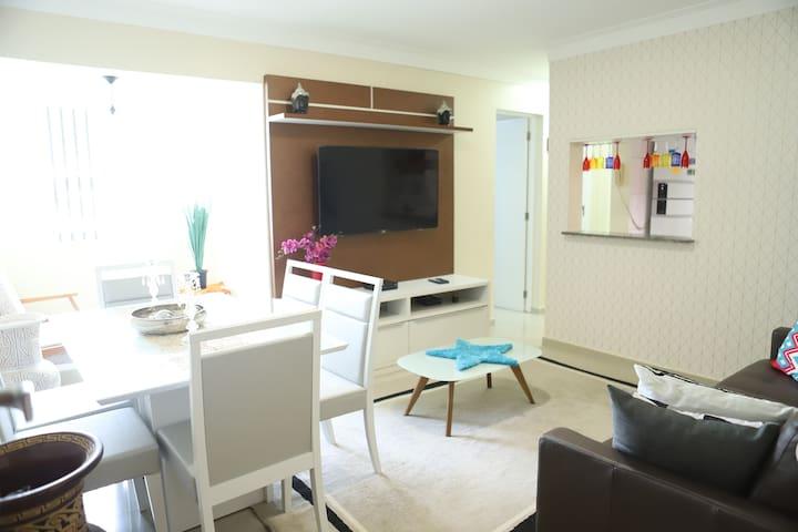 Apartamento Novo e Moderno em São Luiz