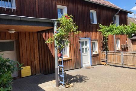 Eifelhaus im Fabel Reich der Luise Kött-Gärtner