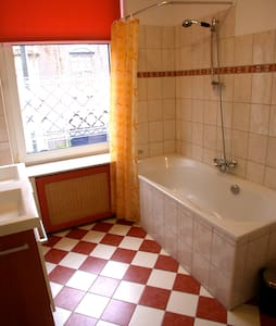Mooie ruime kamer in B&B in het centrum van Venlo - Venlo - Bed & Breakfast