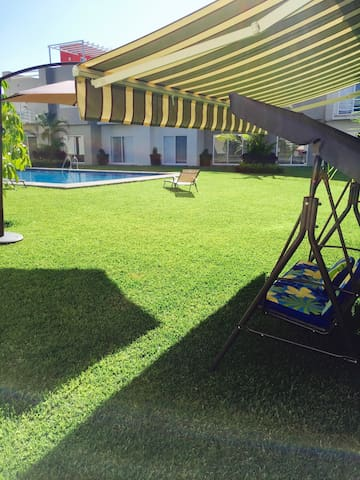 Hermosa casa de descanso en Oacalco-Yautepec!! - Yautepec de Zaragoza - Casa