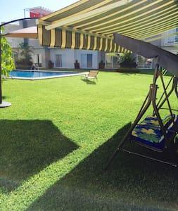 Hermosa casa de descanso en Oacalco-Yautepec!! - Yautepec de Zaragoza - บ้าน