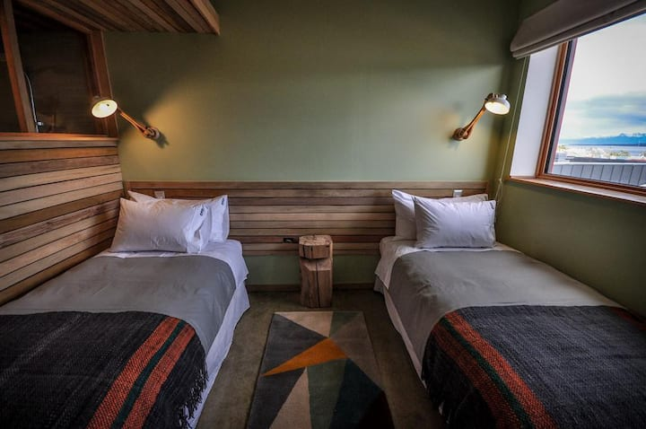 Hotel Vendaval twin rooms