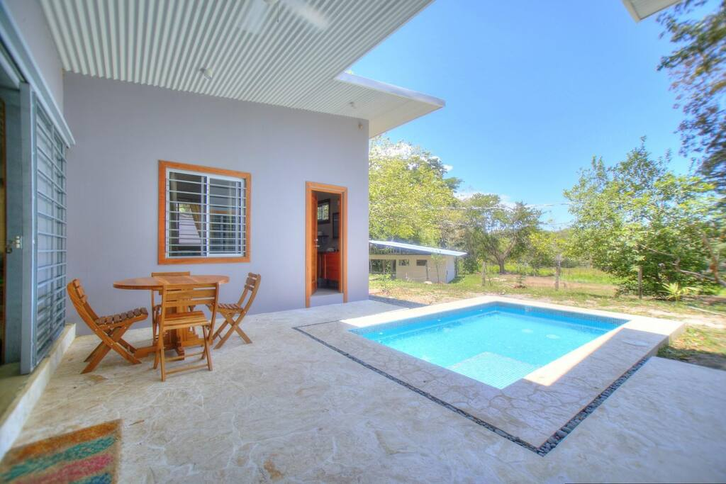 3 bedroom 2 bath with pool and separate laundry facilities