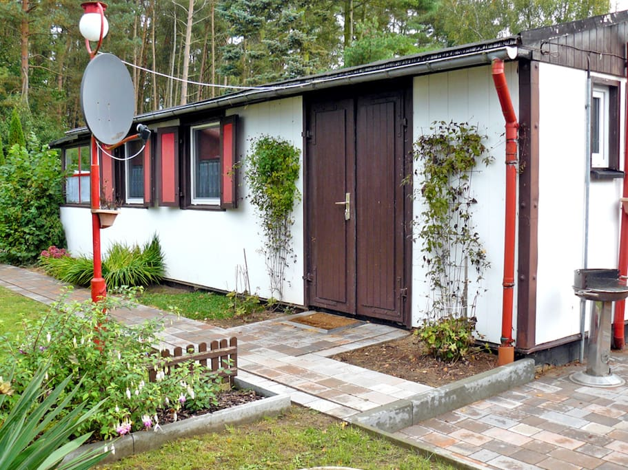 Bungalow in Stahlbrode