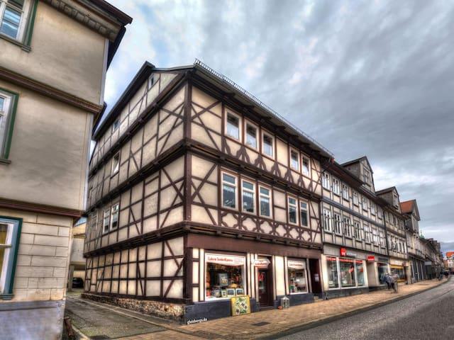 Gästegalerie Seidenflamm (Website hidden by Airbnb) Goslar Altstadt
