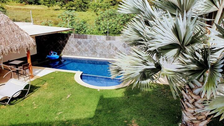 Amplia Casa minutos de la Playa Bucerias Nayarit