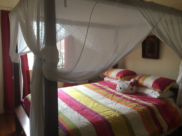 Bright and Beautiful One Bedroomed Apartment - มาร์ริกวิลล์ - อพาร์ทเมนท์