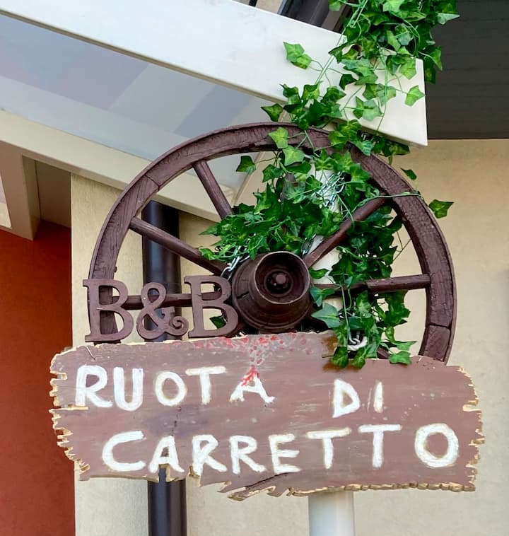 B&B Ruota di Carretto - Chocolate