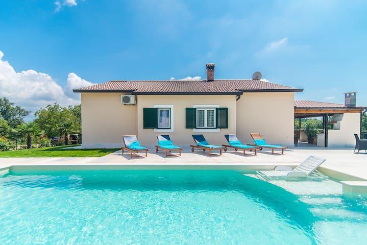 Extraordinary Villa Ella with Pool