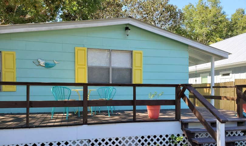 The Seafoam Cottage