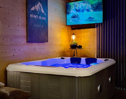 """«Harmony'désirs"""" suite relaxation in the heart of the Alps"""