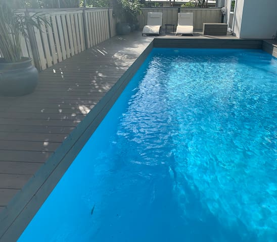 2BR 2 BATH  House in Key West with Pool