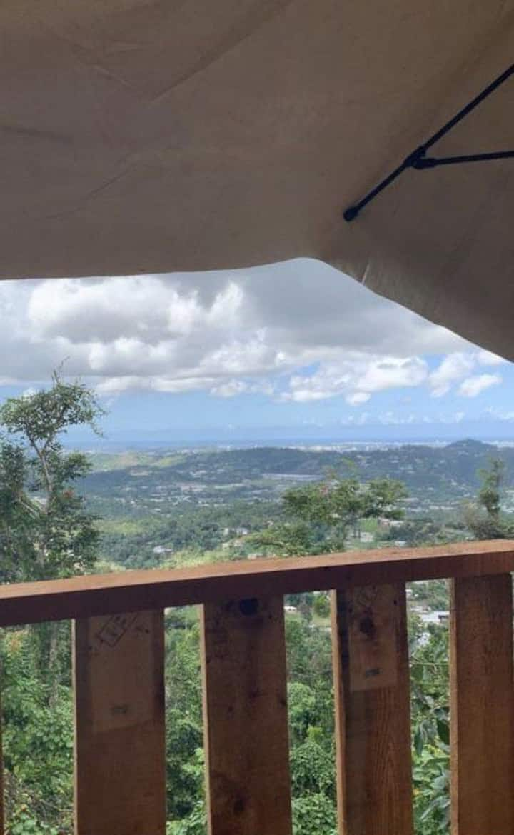 Cabaña Naran-Jo en Mi Casa Eco Camping