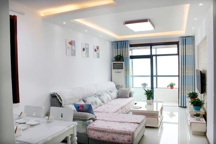东建材永恒理想公元舒适两居室 - Zhengzhou - Pondok alam