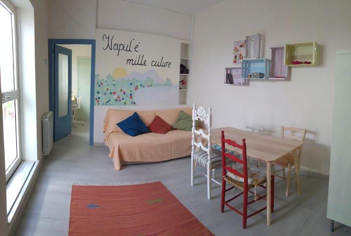 """Inhoming """" Casa Rusella """" centro storico di Napoli - Napoli - Pis"""
