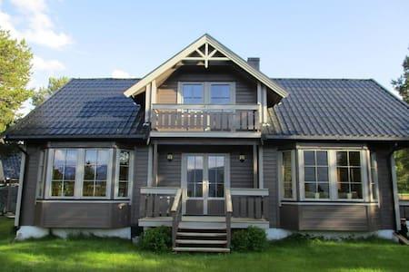 Vidar's house, Storfjord/ Lyngen