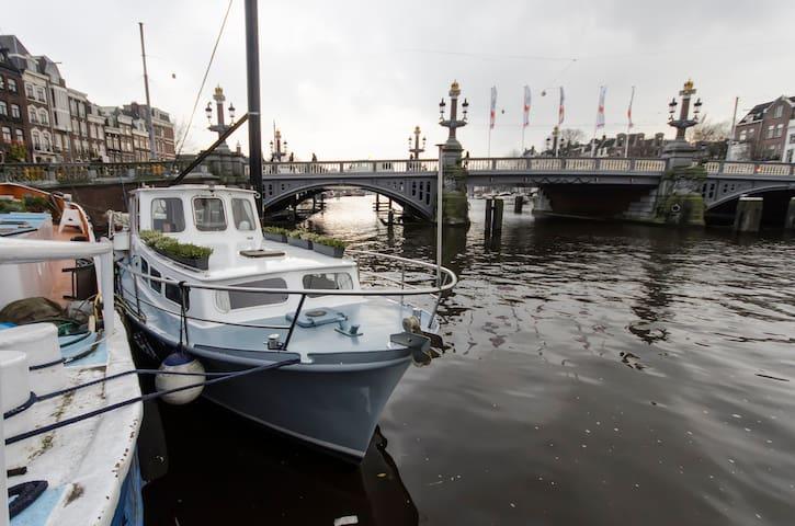 Amsterdam Boat & Breakfast - Amsterdam - Vene