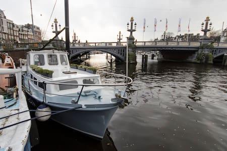 Amsterdam Boat & Breakfast - 阿姆斯特丹 - 船