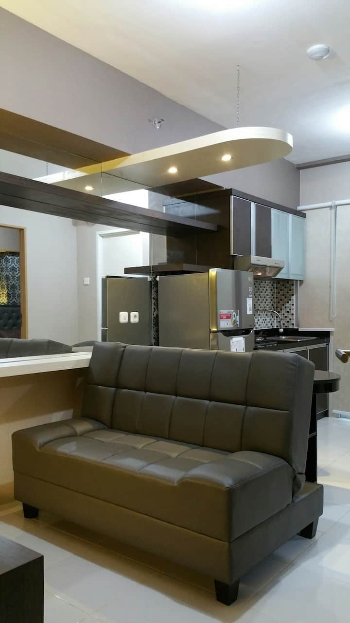 Educity Harvard tower 2BR furnished