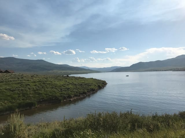 Steamboat/Stagecoach Reservoir Escape