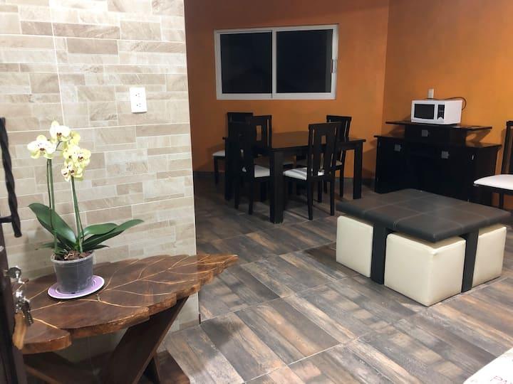 Dudila's alojamientos confortable, espacios