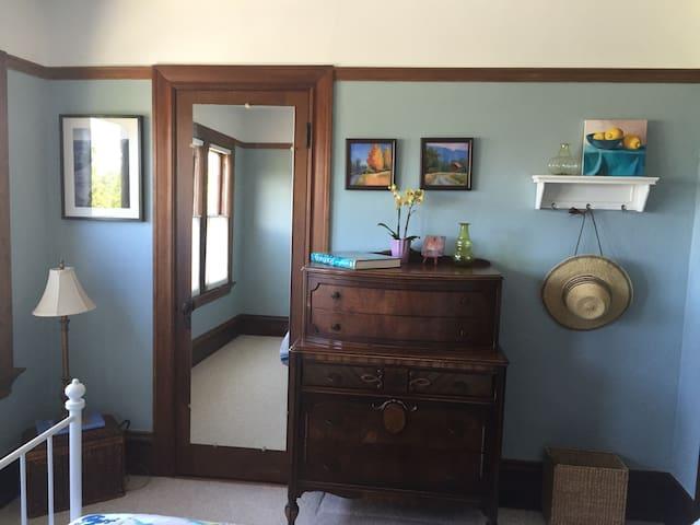 Bedroom - Antique Dresser