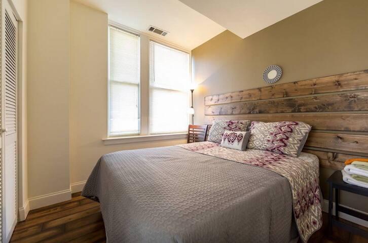 Trendy one bedroom Downtown!  Walk everywhere! - Memphis - Apartamento