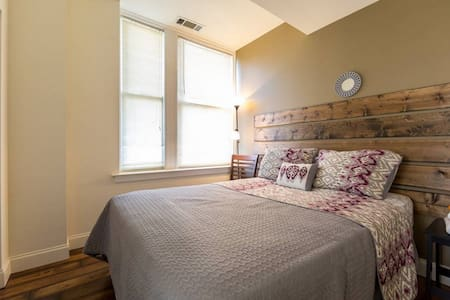 Trendy one bedroom Downtown!  Walk everywhere! - Memphis - Appartement