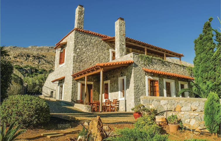 Holiday cottage with 5 bedrooms on 207m² in Agios Vasilios