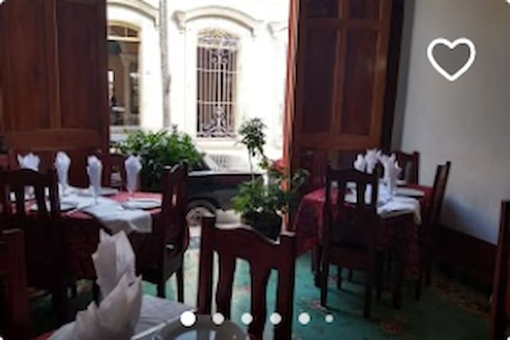 Restaurant Santa Rosalia