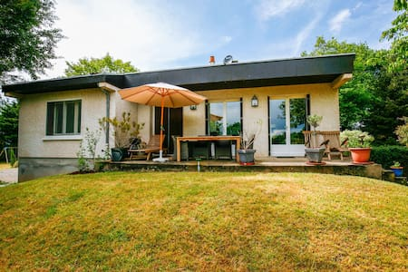 Holiday house in Auvergne surrounded by a large and beautiful garden