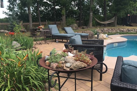 Pittsford Garden Retreat - Pittsford - บ้าน