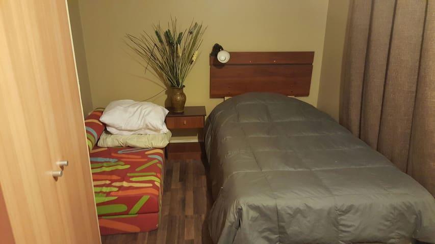 Hab cómoda con lo necesario y más! - Valdivia - Haus
