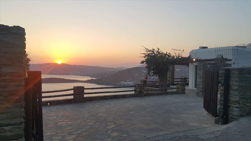 Villa Jupiter - Andros