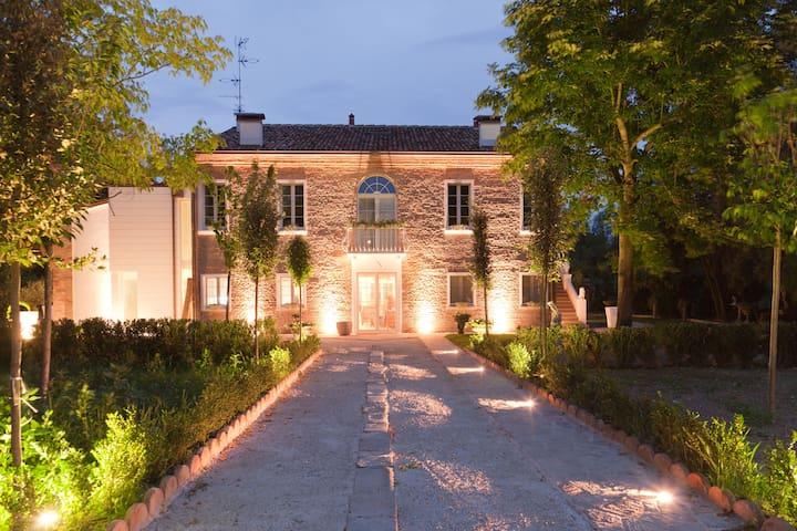 Villa Horti della Fasanara - Ferrara - Bed & Breakfast
