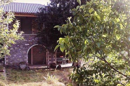 Alagonia Taygetos View - Alagonia - Hus