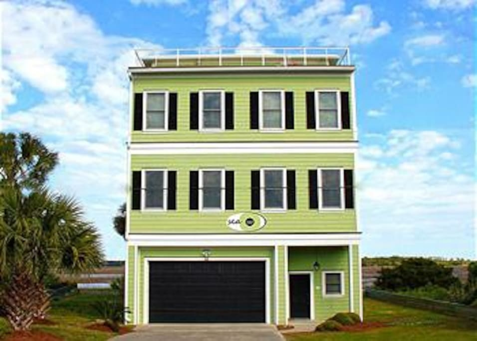 i sea 360 come enjoy the best views on folly houses for rent in folly beach south. Black Bedroom Furniture Sets. Home Design Ideas