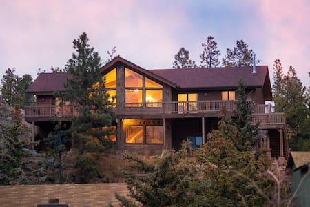 Spectacular Greer Views! Ridgetop 5 BR Luxury Home - Greer - Hus