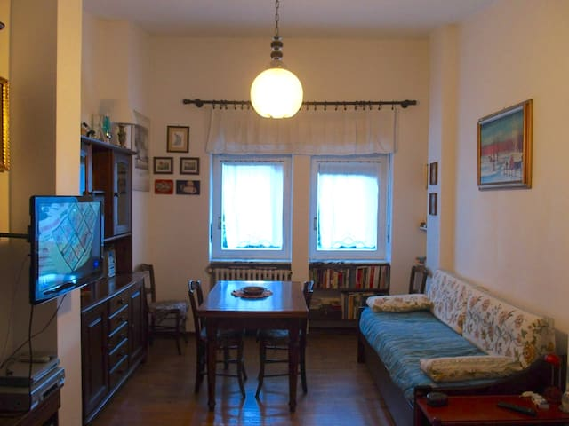Charming studio good for a family!! - Limone Piemonte - Apartamento