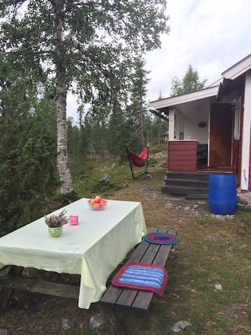 Nice cottage in the wild. - Hamar - Brumuddal - Lillehammer - Cabin