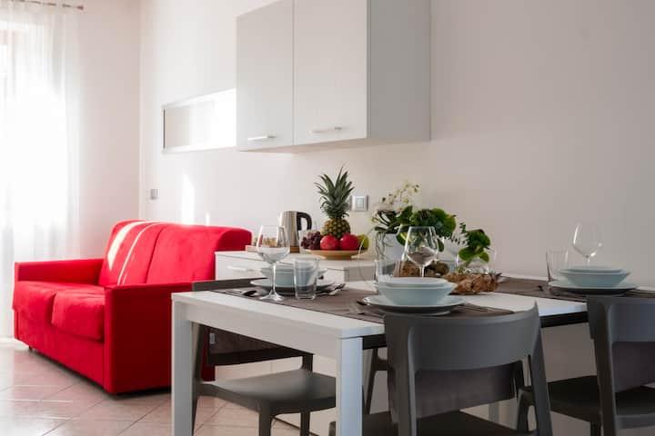La Casa Verde - Apartment Lasino