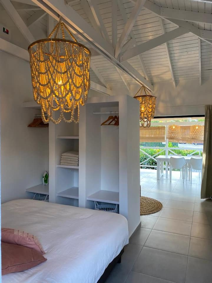 Stylish and new: The Bamboo suite in Jan Thiel