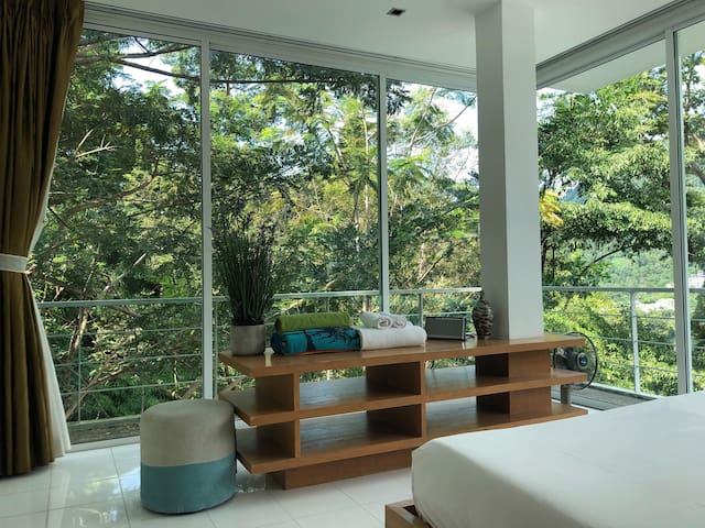 Great view in 81sqm  Top Floor  Space in Kamala