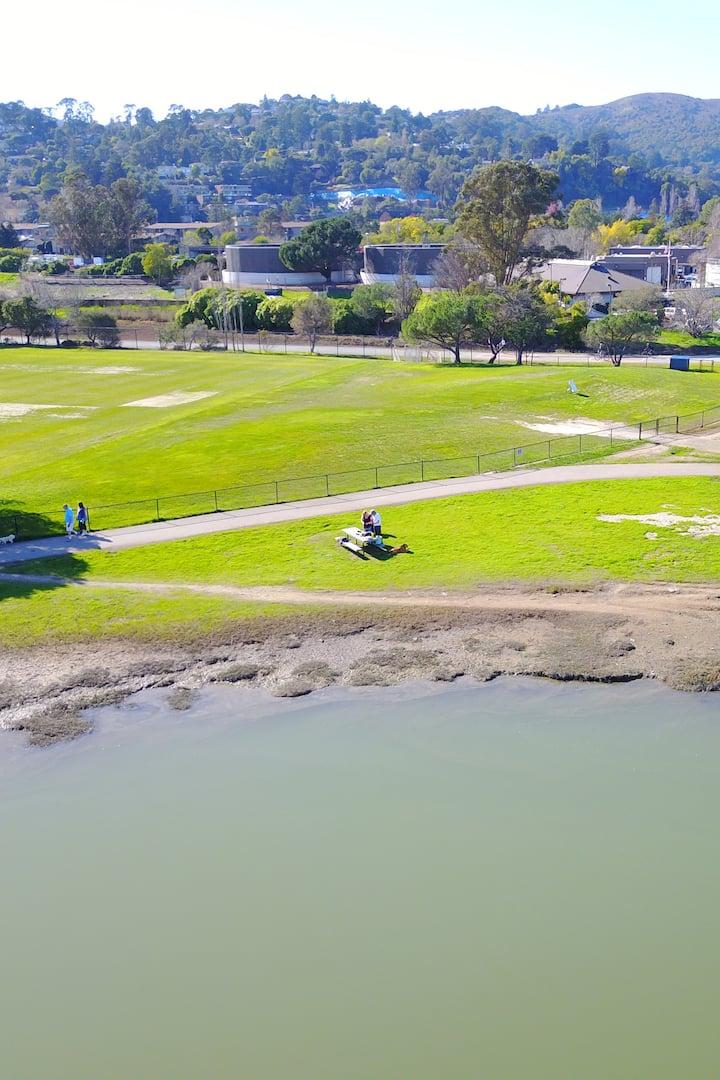 Beautiful Bayfront Park