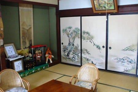 SEIUNKAN 150yr-old Farmer's Guest SHOIN Tatami - Komoro-shi - ที่พักพร้อมอาหารเช้า