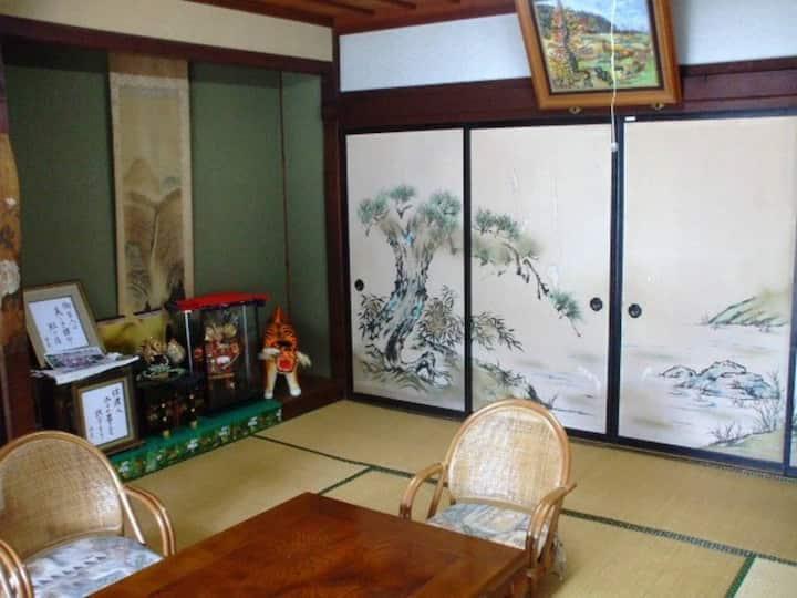 SEIUNKAN 150yr-old Farmer's Guest SHOIN Tatami
